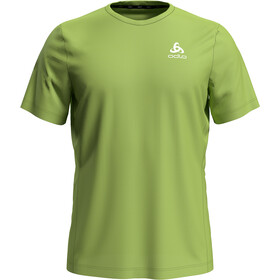 Odlo Element Light Camiseta Manga Corta Hombre, green glow